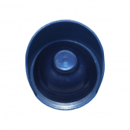 Кнопка звонка герметическая с козырьком