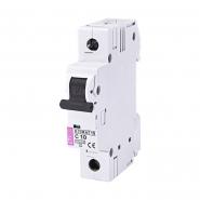 Автоматический выключатель ETI  S-191 С 10A 1p 10kA  2131714