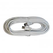Антенный кабель-удлинитель, 75 Ом, 5.0 метра Cablexpert