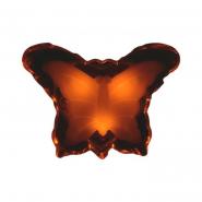 Ночник Lemanso Бабочка красная 3 LED