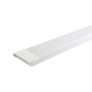 Светильник линейный LED 72W 6400К 5670Lm 165-265v 1500мм. білий/1/20
