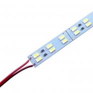 Светодиодная линейка BIOM JL 5730-144 led W 2-pin 6500K, 12В, IP20 белый