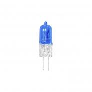 Лампа галогенная Feron JC 12V 20W G-4.0 супер белая(голубая)