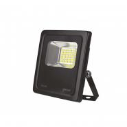 Прожектор светодиодный Gauss 10W IP65 6500К чорний, 670Лм