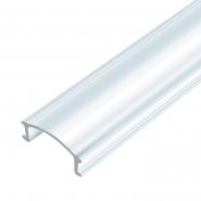 Рассеиватель матовый BIOM для LED профиля (1шт-2м)