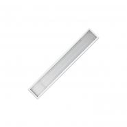 Cветодиодная панель LP218 36Вт 6500 К 2700 Лм 1200мм*200мм призматик ULTRALIGHT