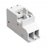 Дополнительный контакт IEK ДК-250/400 А (35/37) ИЭК SVA30D-DK-1