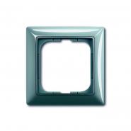 Рамка одинарная синий бистро
