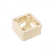Коробка для наружного монтажа крем VIKO Серия CARMEN