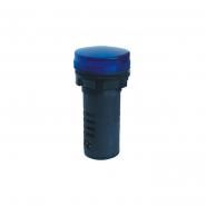 Сигнальная арматура матричная АСМ22/220 АС/DC С синяя IP54 ПРОМФАКТОР