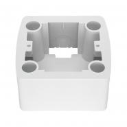 Коробка для наружного монтажа белая VIKO