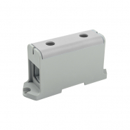 Клемма вводная силовая КВС 35-240 кв.мм. PE серый IEK