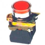 Выключатель кнопочный ВК-НЦИЛК-1Р Промфактор