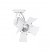 Cветильник AL110  COB 20W 1800LM 4000K  IP40 белый  105*235mm