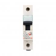 Автоматический выключатель Legrand TX3 40А 1Р 6кА тип С 404032