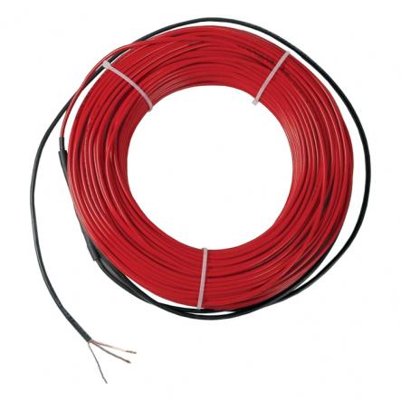 Тонкий двухжильный нагревательный кабель CTAV-18, 28m, 520W Comfort Heat (Германия) - 1