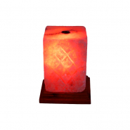 Светильник соляной Китайский фонарик 2,5кг (уточнять размер)