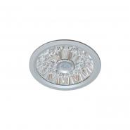 Светильник светодиодный Feron 4W (48/LED), 230В+световой.датчик движения, алюминий