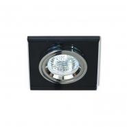 Светильник точный Feron 8170-2  серый/серебро