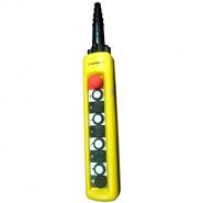 Пост кнопочный XAL-B3-8713 IP65, 8 взаим. блокировки + 1общая Аско-Укрем