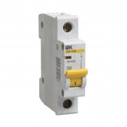 Автоматический выключатель IEK ВА47-29М 1p16A С