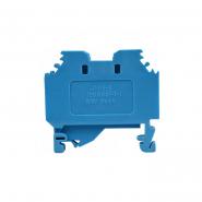Клеммник пружинный JHN2-6,0 синий