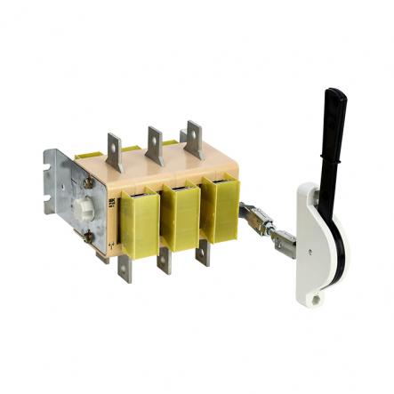 Выключатель-разъеденитель перекидной ВР32И-39A71240 630А на 2 напр.ИЕК - 1