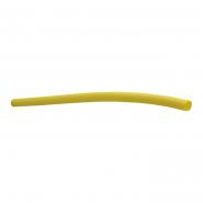 Трубка термоусадочная д.9.5 жёлтая с клеевым шаром АСКО