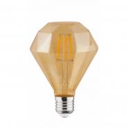 Лампа Filament Діамант 4W Е27 2200К/50