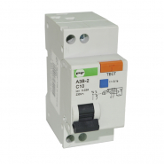 Автоматический выключатель защитного выключения Промфактор АЗВ 1п+н С10/0,03