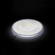Светильник потолочный Zl 70026 72W (36w+36w) 4800Lm 3000/4500/6500k 495*55mm