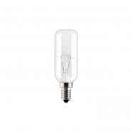 Лампа Lemanso T25L 40W E14 220-240V прозрачная, для вытяжки