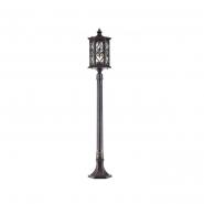 Уличный столб бронза 1*100W E27 1205*182mm
