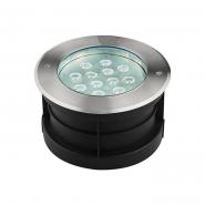 Светильник грунтовый  Feron SP4114  12W 230V  2700K 840Lm  , 180*90mm