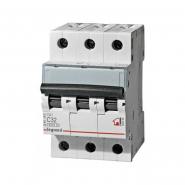 Автоматический выключатель Legrand TX3 32A 3Р 6кА тип С 404059