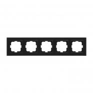 Рамка 5-я , Mono Electric, DESPINA ( графит )