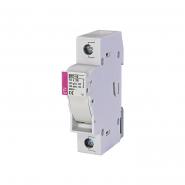 Разъединитель для цилиндрических предохранителей EFD 10 1Р  ETIMAT
