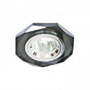 Светильник точ. MR-16 G5.3 серый-серебро