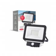 Прожектор MAXUS FL-01 30W, 5000K sensor