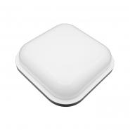 Светильник светодиодный  #121/1 AVT-SQUARE5-15W-DATEX Pure White IP65 квадрат