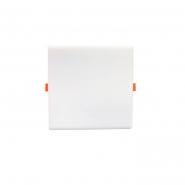 Светильник светлодиодная квадратная- 9Вт 6400К 855 люмен (101*101) с лапками