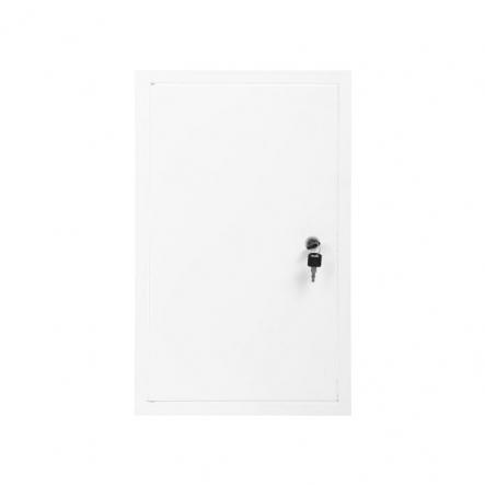 Двери ревизионные ДР 4040 с замком - 1