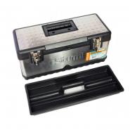 Ящики для инструментов метал+пластик 21шт