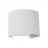 Светильник настенный DH013 COB  2*3W 450LM 3000K  IP54 , белый  135*115*100мм