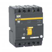 Автоматический выключатель IEK ВА88-33 3p 40 A 35кА