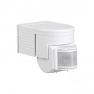 Датчик движения IEK ДД 012 белый 1100 Вт радиус 180град.,12м IP44 арт. LDD10-012-1100-001
