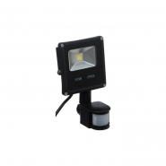 Прожектор LED 10W 220V 6500К iP65 с датчиком движенияNEOMAX ШКП