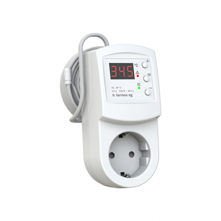 Терморегулятор для инкубатораTERNEO terneo eg 34-39гр. - 1