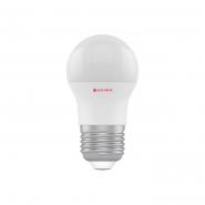 Лампа LED сфера D45  8W PA LB-32 Е27 4000 PERFECT ELECTRUM