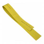 Трубка термоусажеваемая ТУТ 40/20 желтая ACKO